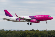 Airbus A320-232 - HA-LYP operated by Wizz Air