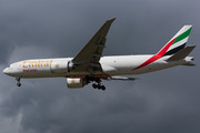 Boeing 777F - A6-EFH operated by Emirates SkyCargo