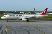 Airbus A321-231 - TC-JRU operated by Turkish Airlines