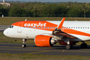 Airbus A321-251NX - G-UZHN operated by easyJet