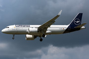 Airbus A320-271N - D-AINT operated by Lufthansa