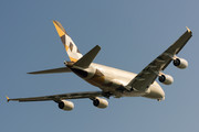 Airbus A380-861 - A6-APA operated by Etihad Airways