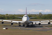 Boeing 747-400F - LX-UCV operated by Cargolux Airlines International