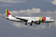 Airbus A321-251NX - CS-TXA operated by TAP Portugal