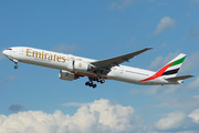 Boeing 777-300ER - A6-ECY operated by Emirates