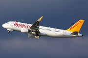 Airbus A320-216 - TC-DCH operated by Pegasus Airlines