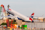 Embraer E190SR (ERJ-190-100SR) - G-LCYJ operated by BA CityFlyer
