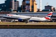 Embraer E190SR (ERJ-190-100SR) - G-LCYR operated by BA CityFlyer