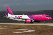 Airbus A320-232 - HA-LYJ operated by Wizz Air