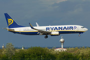 Boeing 737-800 - EI-EPB operated by Ryanair