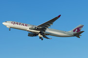 Airbus A330-302 - A7-AEE operated by Qatar Airways