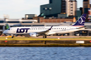 Embraer 190-100STD - SP-LMD operated by LOT Polish Airlines