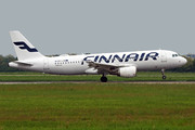 Airbus A320-214 - OH-LXM operated by Finnair