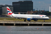 Embraer E190SR (ERJ-190-100SR) - G-LCYZ operated by BA CityFlyer