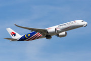 Airbus A350-941 - 9M-MAF operated by Malaysia Airlines