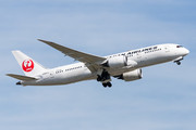 Boeing 787-8 Dreamliner - JA837J operated by Japan Airlines (JAL)