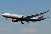 Airbus A330-343E - VQ-BPI operated by Aeroflot