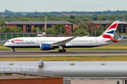 Boeing 787-9 Dreamliner - G-ZBKH operated by British Airways