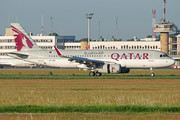 Airbus A320-232 - A7-AHY operated by Qatar Airways