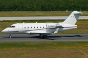 Bombardier Challenger 604 (CL-600-2B16) - D-ATMJ operated by Air Independence