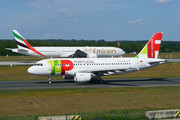 Airbus A319-111 - CS-TTK operated by TAP Portugal