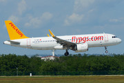 Airbus A320-251N - TC-NBH operated by Pegasus Airlines