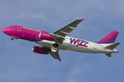 Airbus A320-232 - HA-LPN operated by Wizz Air