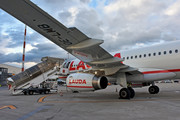 Airbus A320-232 - OE-LMB operated by LaudaMotion