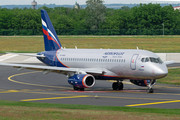 Sukhoi SSJ 100-95B Superjet - RA-89063 operated by Aeroflot