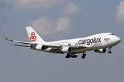 Boeing 747-400ER - LX-ECV operated by Cargolux Airlines International