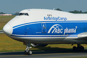 Boeing 747-400F - VQ-BIA operated by AirBridgeCargo