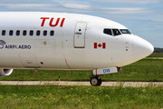 Boeing 737-800 - C-FTDW operated by TUI Airlines Nederlands