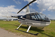 Robinson R44 Astro - HA-MIW operated by BHS Hungary Kft.