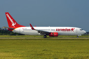 Boeing 737-800 - TC-COE operated by Corendon Airlines