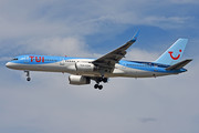 Boeing 757-200 - G-BYAY operated by TUI Airways