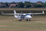 Tecnam P2006T - HA-BGD operated by Private operator