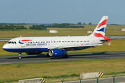 Airbus A320-232 - G-EUUF operated by British Airways