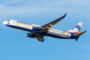 Boeing 737-800 - TC-SED operated by SunExpress