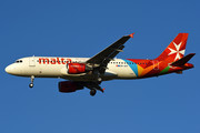 Airbus A320-214 - 9H-AEK operated by Air Malta