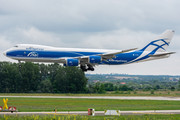 Boeing 747-8F - VQ-BGZ operated by AirBridgeCargo