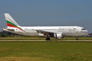 Airbus A320-214 - LZ-FBD operated by Bulgaria Air