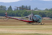 Hiller UH-12D - HA-MIG operated by Fly-Coop