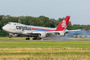 Boeing 747-400F - LX-OCV operated by Cargolux Airlines International
