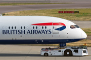 Boeing 787-9 Dreamliner - G-ZBKR operated by British Airways