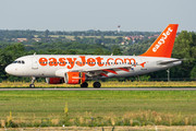 Airbus A319-111 - OE-LKE operated by easyJet