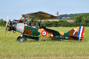 Morane Saulnier MS.185 (replica) - OK-HUI 04 operated by Private operator