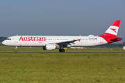 Airbus A321-211 - OE-LBE operated by Austrian Airlines