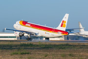 Airbus A320-216 - EC-LUL operated by Iberia