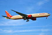 Boeing 777-300ER - VT-ALU operated by Air India