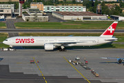 Boeing 777-300ER - HB-JNH operated by Swiss International Air Lines